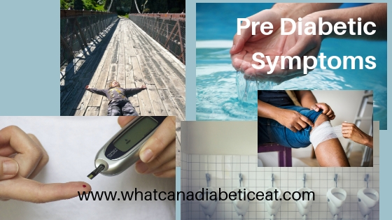 Pre Diabetic Symptoms in Women