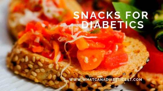 Snacks for Diabetics | What are good as snacks for diabetics?