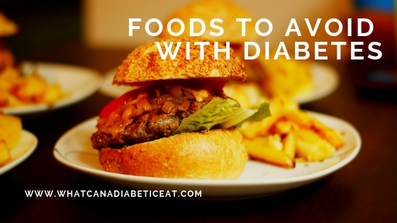 Foods to avoid with Diabetes | Why food high in salt, sugar, fat is bad?