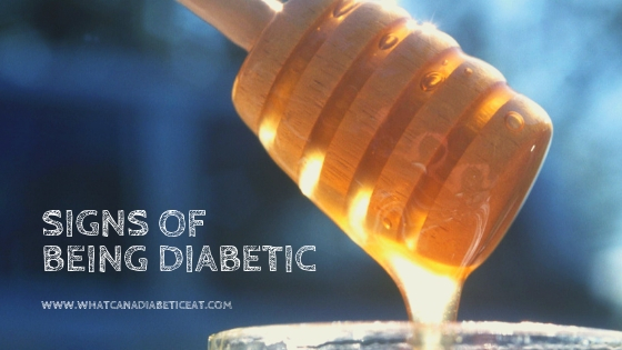 Signs of being diabetic  Why take diabetes symptoms seriously