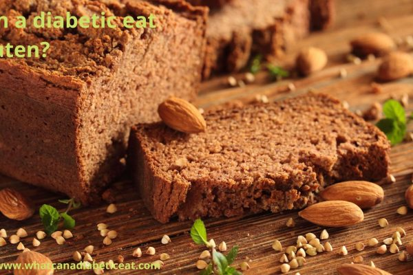 Can a diabetic eat gluten?